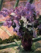 Lilacs In A Window2