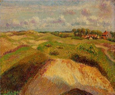 the dunes at knocke belgium 1902