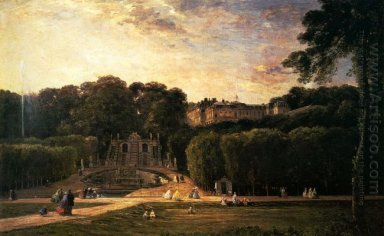 The Park At St Cloud 1865