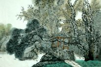 Small pavilion - Chinese Painting