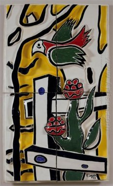 The Bird And Flower 1953