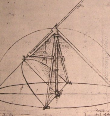 Design For A Parabolic Compass
