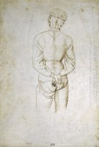 Study of a Young Man with his Hands tied behind his back