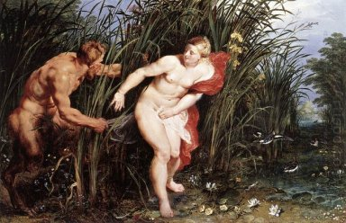 Pan and Syrinx 1617-19