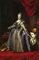 Portrait of Catherine II of Russia