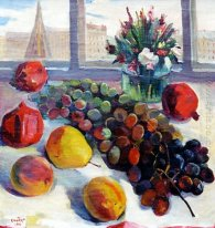 Moscow Still Life 1956