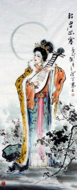 Wang Zhaojun - Chinese Painting