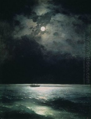 The Black Sea At Night 1879