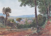 Castellammare On The Gulf Of Naples 1835