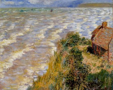 Rising Tide At Pourville 1882