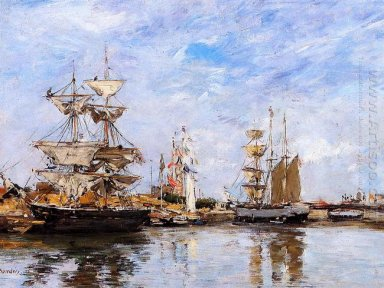 The Deauville Basin 1887