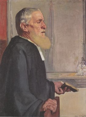 The Pastor 1879