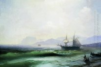 Agitated Sea 1877