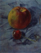 Apple And Cherry 1917