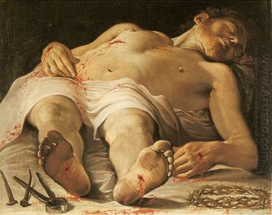 the dead christ 1585