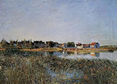 view of saint mammes 1881