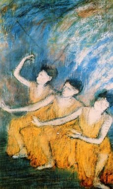 three dancers 2