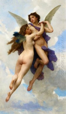 Love And Psyche 1899