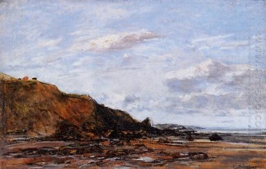 The Sea At Douarnenez 1897