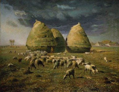 Haystacks Autumn 1873
