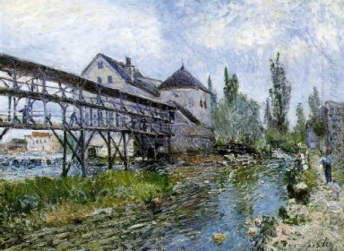 provencher s mill at moret 1883