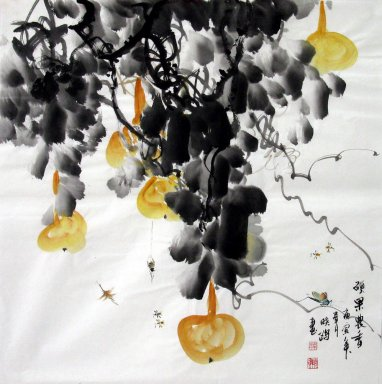 Grouds - Chinese Painting