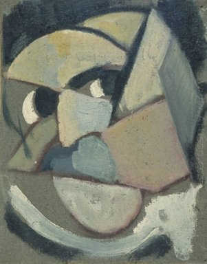 Abstract Portrait 1915