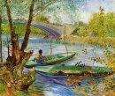 Fishing In The Spring 1887
