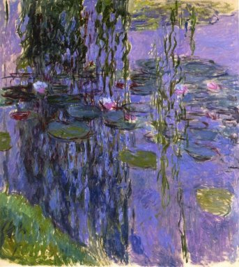 Water Lilies 1919 4