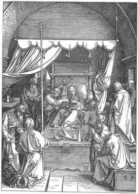 the death of mary 1510