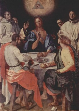 Last Supper At Emmaus 1525