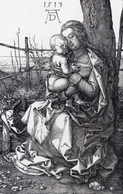 madonna by the tree 1513