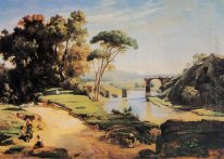 The Pont De Narni 1827