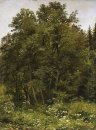 At The Edge Of The Forest 1885