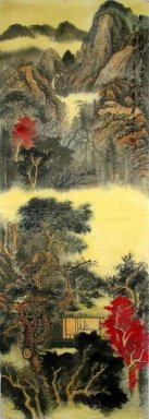 Recovery of all things - Chinese Painting