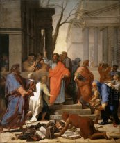 The Preaching of St. Paul at Ephesus