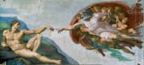 Creation of Adam 1510