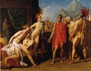 Ambassadors Sent By Agamemnon To Urge Achilles To Fight 1801