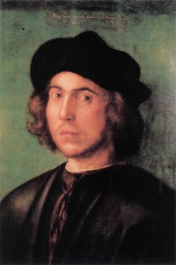 portrait of a young man 1506