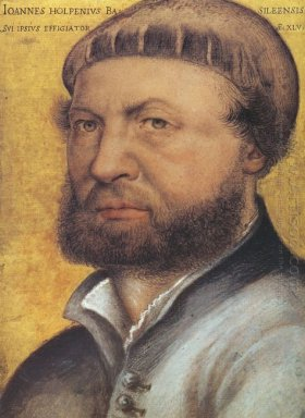 Self Portrait 1542