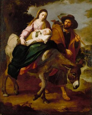 The Flight Into Egypt 1650