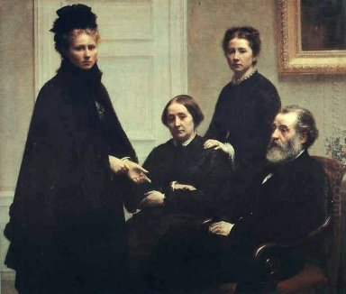 The Dubourg Family 1878