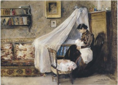 The First Child 1890