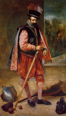 The Jester Don Juan Of Austria 1633