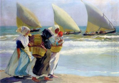 Three Sails 1903
