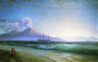 The Bay Of Naples Early In The Morning 1897