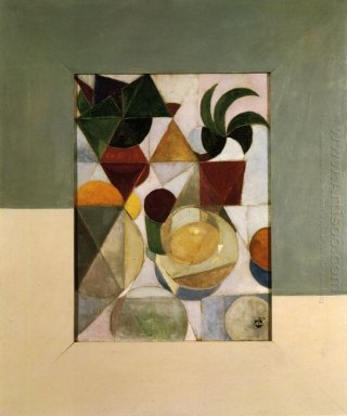 Composition Iii Still Life 1916
