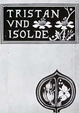 the cover of tristan and isolde