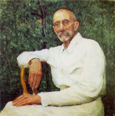 Portrait Of V Grabar