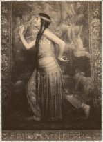 Fritzi von Derra - The Oriental Dancer
